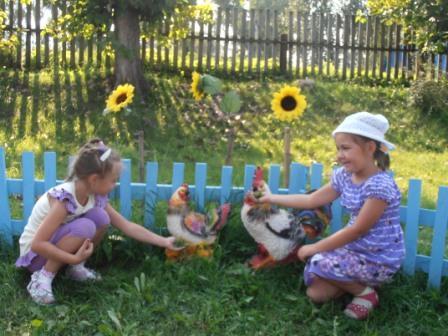 Поздравительные открытки детскому саду